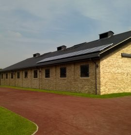 Installation of Photovoltaic (PV) Arrays on Agricultural Buildings