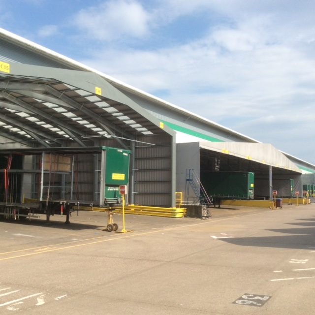 Image 10 Page 12 - Travis Perkins Gowerton Road Canopies