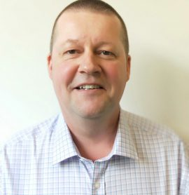 Mike Hammond returned as RIDBA Chairman for Second Year