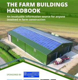 RIDBA Publishes Third Edition of the Farm Buildings Handbook