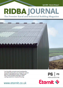 RIDBA Journal Cover - April Issue
