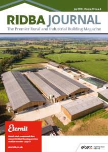 RIDBA Journal Cover - July Issue