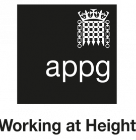 RIDBA Attends APPG on Working at Height Meeting