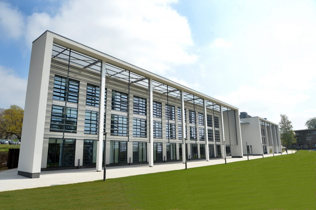 Innovation Centre of University of Essex (3) Finished Front