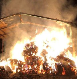 Designing Steel Framed Buildings for Fire